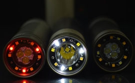 Подводные фонари