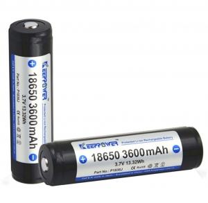 Аккумулятор Li-Ion 18650 3600mAh с защитой
