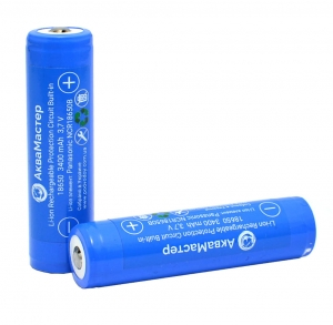 Battery Li-Ion 18650 3400mAh with protection