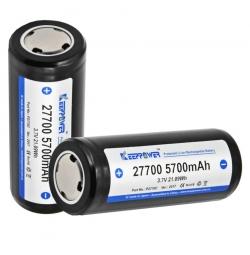 Аккумулятор Li-Ion 27700 5700mAh с защитой