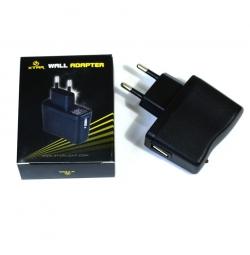 USB адаптор Xtar 220 - 5В (750 mAh)